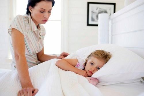 Последствия сальмонеллёза у детей