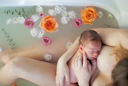 Травы для купания новорожденного