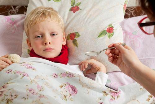 Диета при кишечном гриппе у детей