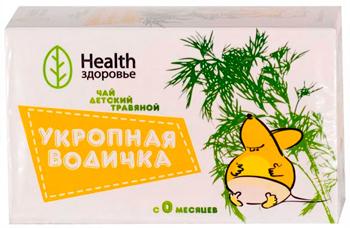 укропный травяной чай