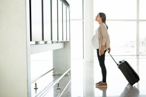 перелеты для беременных