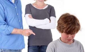 как воспитывать ребенка без наказания