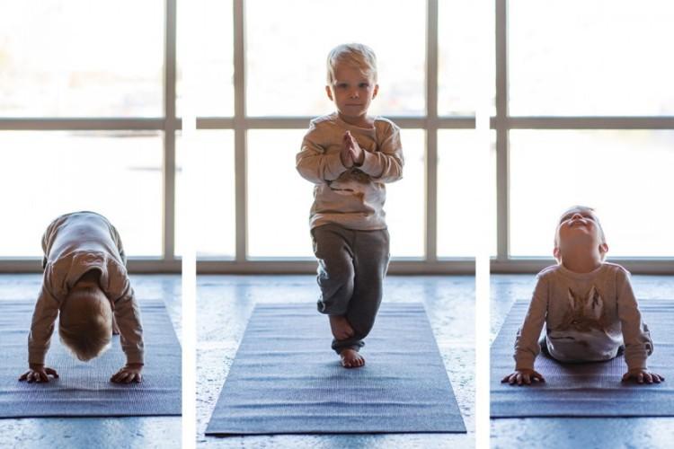 йога для ребенка