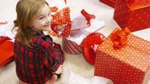 подарок девочке на 7 лет